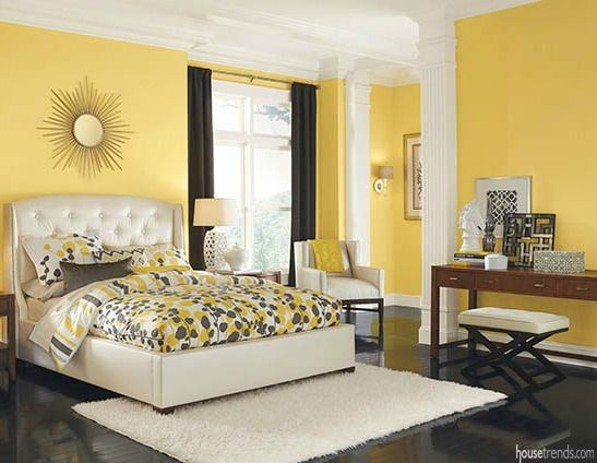 choose a wall color based on the mood you want to create yellows like. beautiful ideas. Home Design Ideas