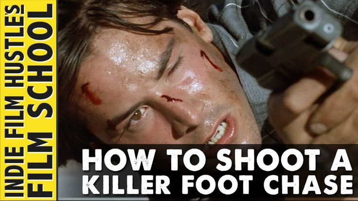 A foot chase can add a ton of production value and adrenaline to your film. It's also SUPER CHEAP to shoot one. Directing and camera movement...