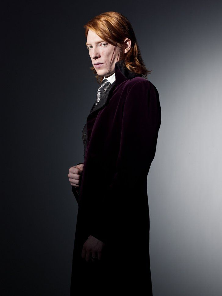 Pin for Later Harry Potter Where Are All the Kids Now? Bill Weasley