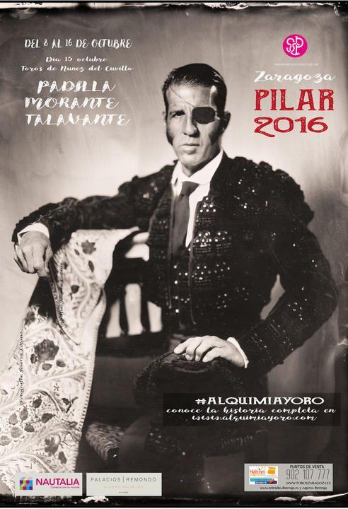 Los carteles vintage de la Feria del Pilar 2016 - Libertad Digital