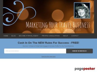 nice Become a Home-Based Travel Agent — Travel Agent Success