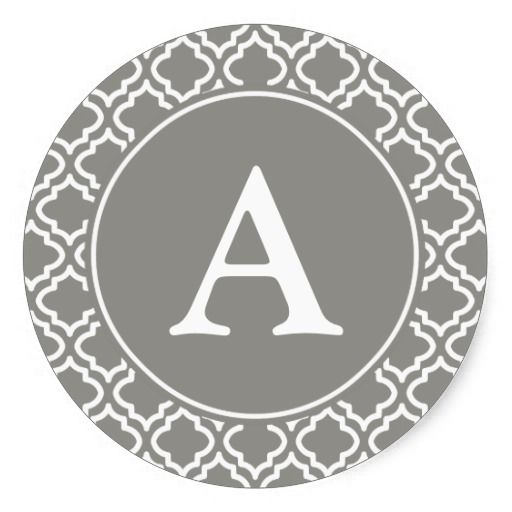 ==>Discount Gray and White Monogram Stickers Gray and White Monogram Stickers In our offer link above you will seeReview Gray and White Monogram Stickers please follow the link to see fully reviews...Cleck Hot Deals >>> http://www.zazzle.com/gray_and_white_monogram_stickers-217422536999899433?rf=238627982471231924&zbar=1&tc=terrest