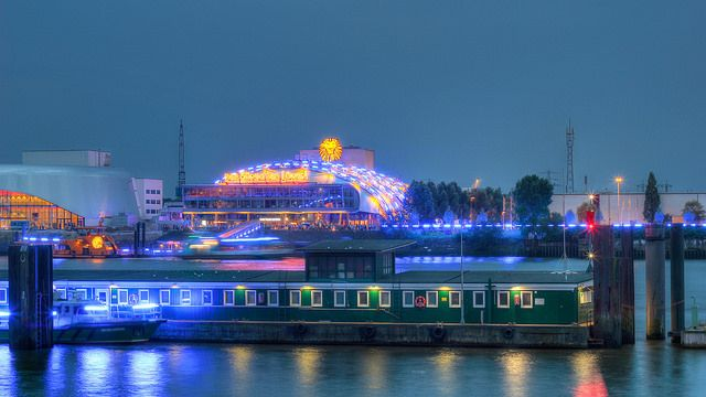 Blue Port Hamburg 2014 – Die erste Runde | pixelpiraten.net