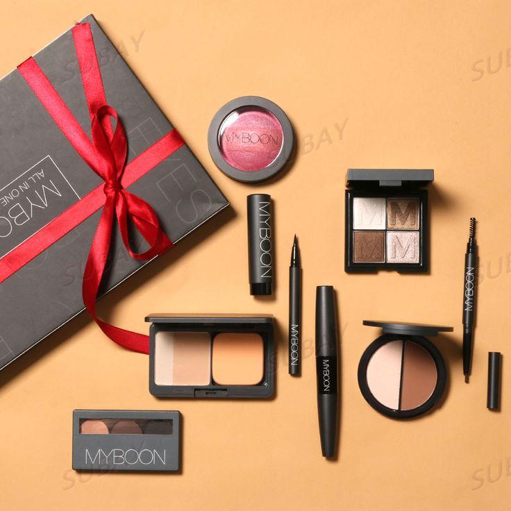 KIT MYBOON 9 Peças, caixa de presente muito barato confira nossas promoções!