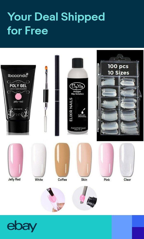 Gel Nails Health Beauty Ebay Gel Nail Health Nails