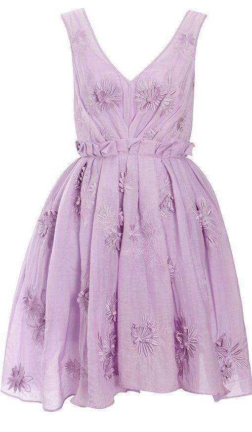 81 best summer dress for wedding images on pinterest for Purple summer dresses for weddings