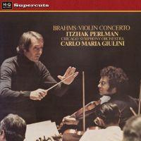 JOHANNES BRAHMS (1833-1897): BRAHMS: Concerto per violino e orchestra op. 77 LP 180 Gr.