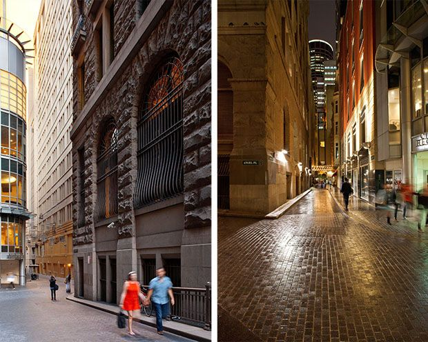 Sydney's Laneway Revitalisation projects win the Australian Award for Urban Design | Architecture And Design
