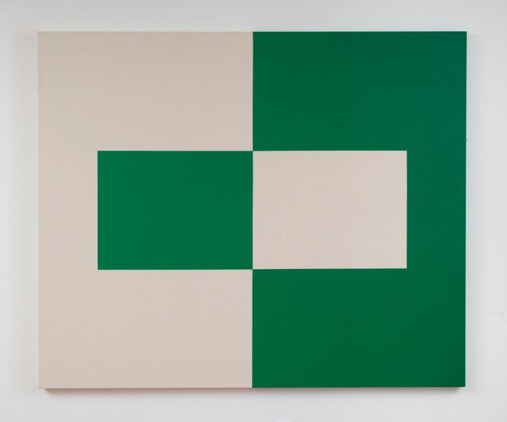 Carmen Herrera, Alba (2014). Photo: Carmen Herrera, Courtesy Lisson Gallery.