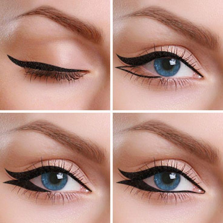 Best 25+ Eyeliner styles ideas on Pinterest | Eyeliner ...