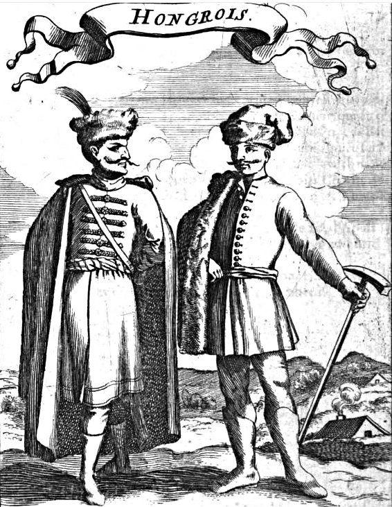 Węgierski ubiór szlachecki