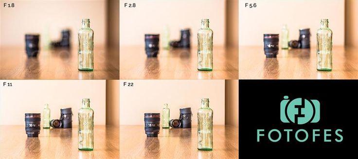 Fotoğrafçılıkta alan derinliği, FotoFes