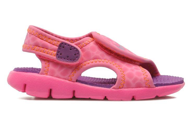 Nike Sunray Adjust 4 (Td) - Sandalen bei Sarenza.de