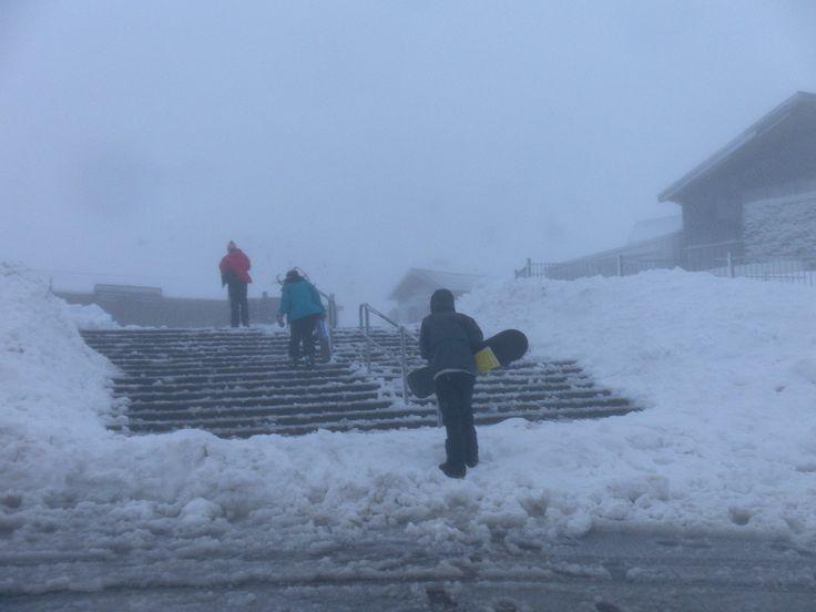 Winter can be fun too! Thank you Mount Ruapehu.