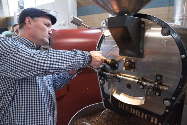 Fire Roasted Coffee Company, London, ON