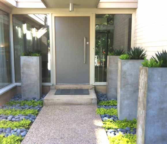 Curb Appeal: A Simple and Sensational Entry Garden | Utah Style & Design