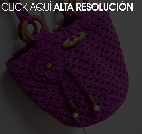 Fotos de carteras en crochet - Mis tejidos