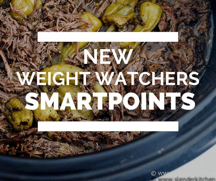 New Weight Watchers SmartPoints® Program