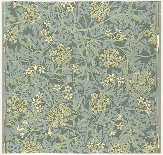 Jasmine William Morris (British, Walthamstow, London 1834–1896 Hammersmith, London)