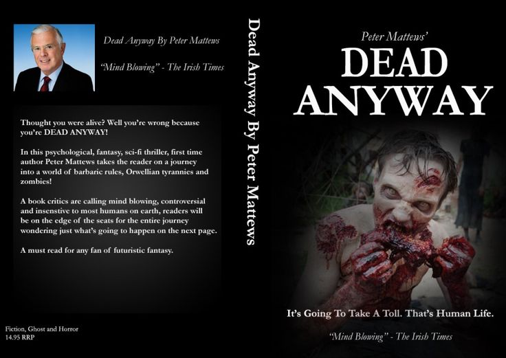 Peter Mattews New Book Dead Anyway - The Potato