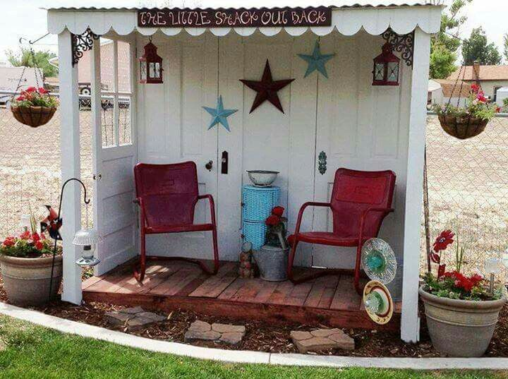 Garden Sheds For Kids 1254 best she sheds images on pinterest | garden sheds, potting
