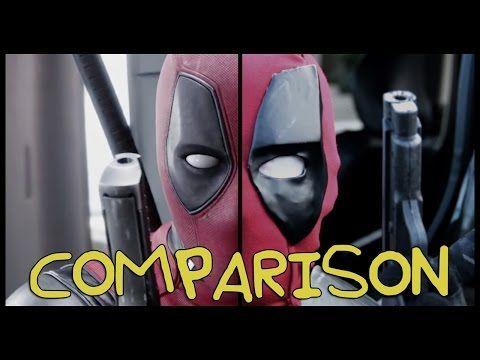 Cinefix Goes Shot-for-Shot with the 'Deadpool' Trailer - http://www.entertainmentbuddha.com/cinefix-goes-shot-for-shot-with-the-deadpool-trailer/