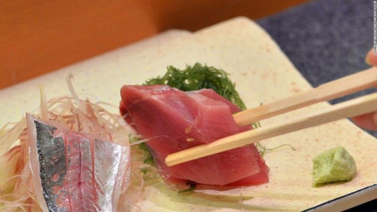 Sushi 101: Learn how to eat nigiri like a pro  ||  Sushi University in Tokyo aims to make it easier than ever to taste and appreciate the quintessential Japanese dish.  http://www.cnn.com/travel/article/sushi-university-tokyo/index.html?utm_campaign=crowdfire&utm_content=crowdfire&utm_medium=social&utm_source=pinterest