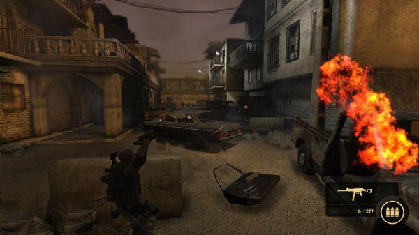 Global Ops Commando Libya PC Game Screenshots