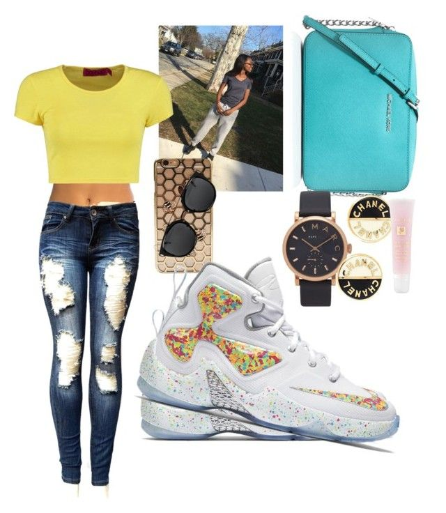 best service 3a1c3 30f26 ... discount lebron fruity pebbles by damianixterry on polyvore featuring  nike coco reef. 40617 38349