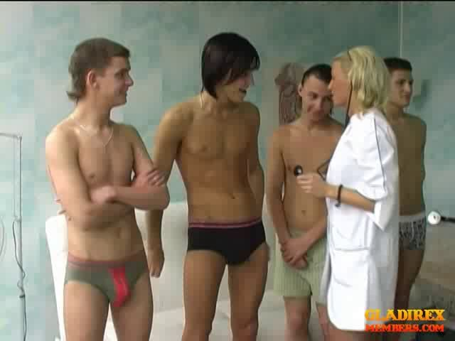 Twink physical exam