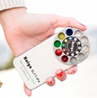 A Holga lens for an iPhone. Creates a vintage look to photos if you're a wedding guest you can share with the bride and groom.: Iphone Cases, Idea, Gift, Holga Iphone, Iphone Lenses, Holga Lens, Phones Cases, Iphone Camera, Products