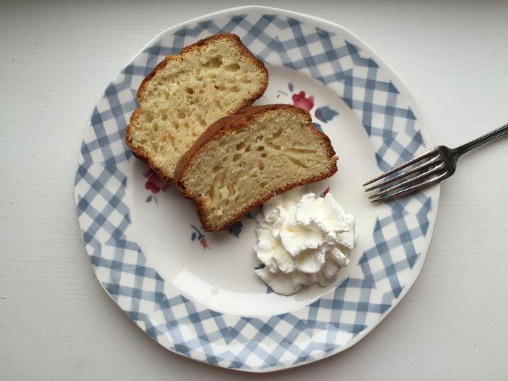 Cake mascarpone, parfait pour le brunch du dimanche: Chaque semaine Bolero se met aux… #RECETTES_FOODING #brunch #cake #dessert #mascarpone