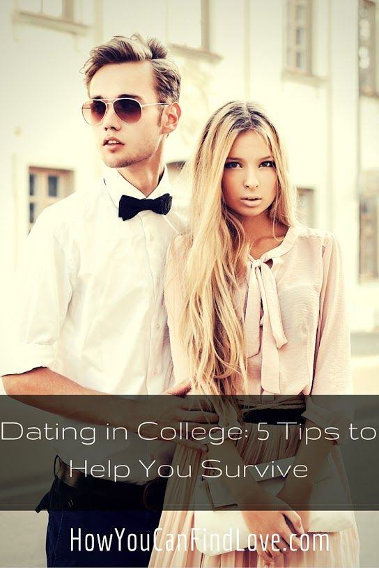 Dating college guys