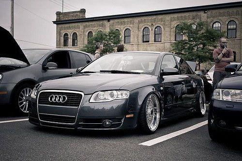 #Stanceworks #Audi #Cars    Drop  