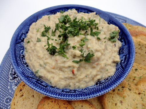 Baba Ganoush - 2 Ways: One without tahini