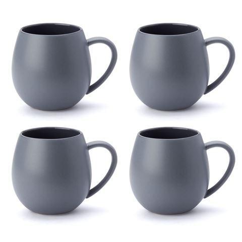 Robert Gordon - Hardware Lane Grey Mug Set 4pce | Peter's of Kensington