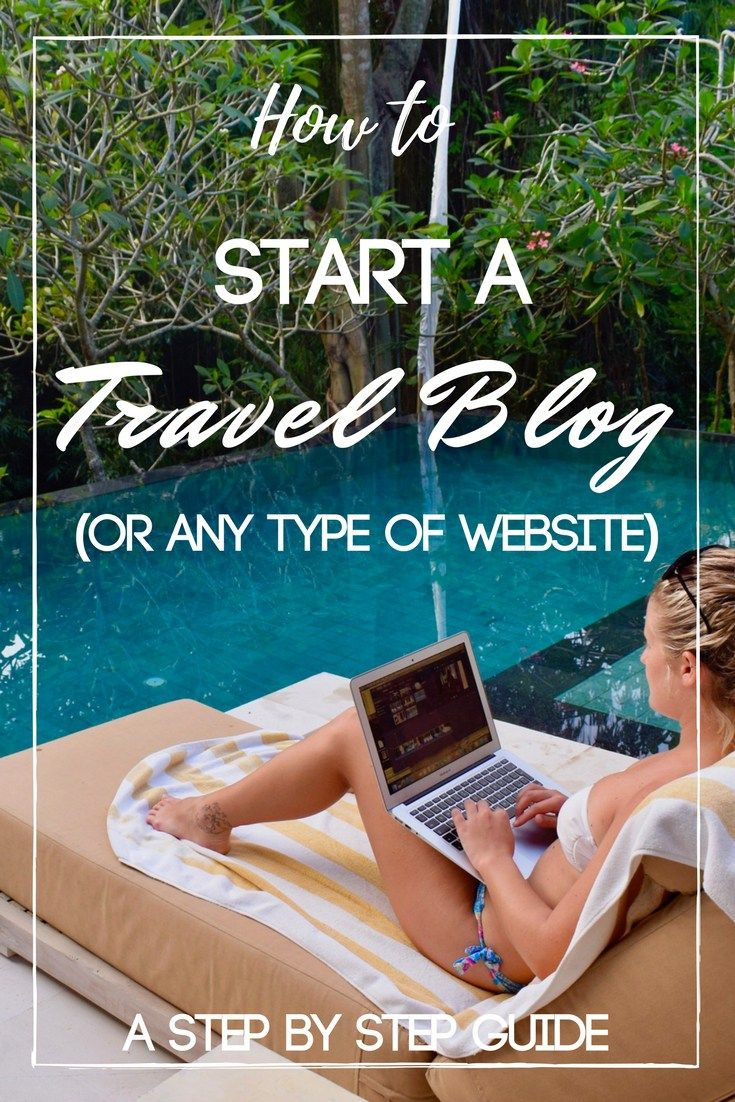 Have you been wanting to start your own travel blog but don't know how? Creating a blog has never been easier! I'm no coding genius and if I managed to create my own website, so can you! All you need to do is follow this step by step guide! (Not only for travel blogs, these guidelines apply to creating any kind of website!9