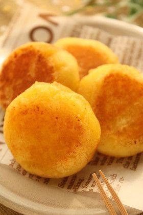 スイートポテト味のさつまいも団子♪ by @りんりん丸 【クックパッド】 簡単おいしいみんなのレシピが275万品