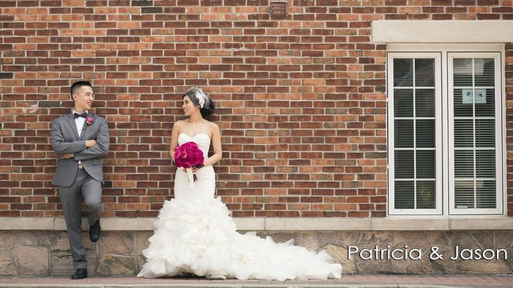 Riviera Parque Banquet Hall Wedding | Patricia and Jason | Perfect relationships start with perfect people  #torontoweddingvideographer #weddingvideo #wedding ~ http://www.focusproduction.ca/chinese-wedding-photography-videography/patricia-jason/