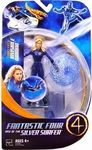 Name: Force Field Invisible Woman Manufacturer: Hasbro Toys Series: Fantastic Four Movie 2 Release Date: August 2007 For ages: 4 and up UPC: 653569230427