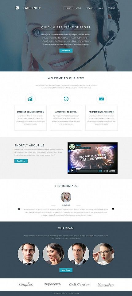 43 best Business Website Templates images on Pinterest | Business ...
