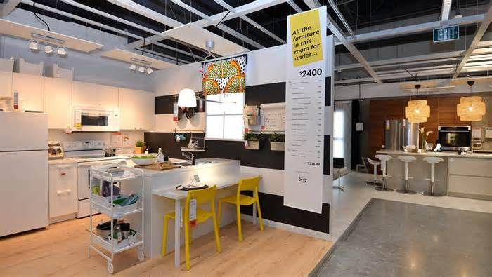 Jacksonville's Ikea is ready — and the lines form Monday The new Ikea finally opens next Wednesday, but the lines are expected to form two days before that. The store will allow people to start camping out at 9 a.m. Monday, and Mandy Michelle, who works in Ikea communications, said they most certainly will ...