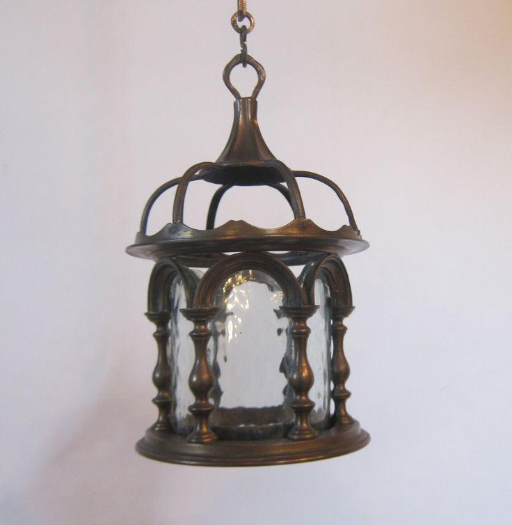 Antique lantern from www.antiquelightingcompany.com