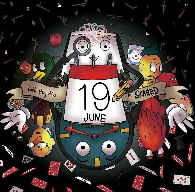 June The Calendar Dhmis : Best paper and clocks images on pinterest creepy