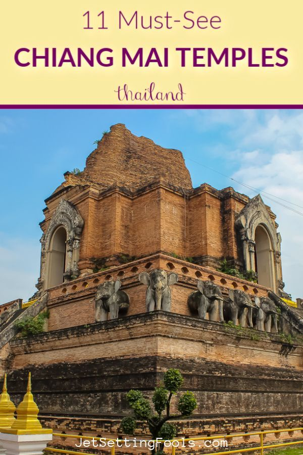 Must-See Chiang Mai Temples
