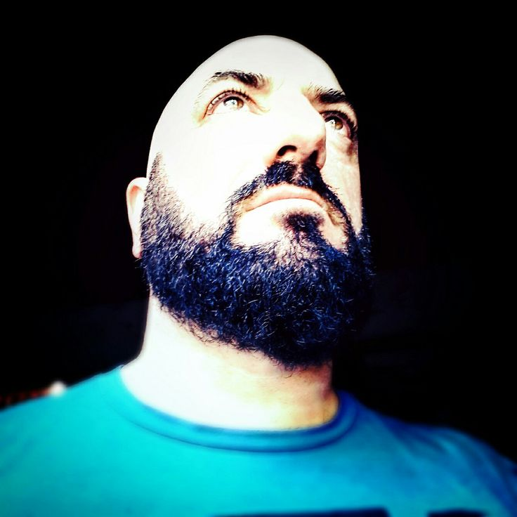 Beard Barbas Bearded Bald