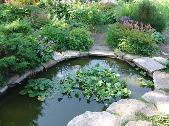 27 best garden ponds images on pinterest water features for English garden pool