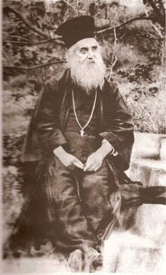 Two Occasions Elder Ambrose Lazaris Saw Saint Nektarios | MYSTAGOGY RESOURCE CENTER
