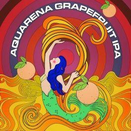 Aquarena Grapefruit IPA - Recipe Kit from HomebrewSupply.com