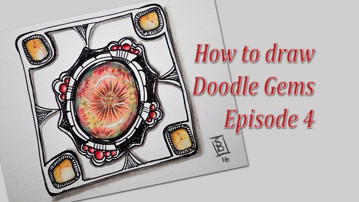 Episode 4 Of Doodle Gems Brings You Fossilized Coral Lots